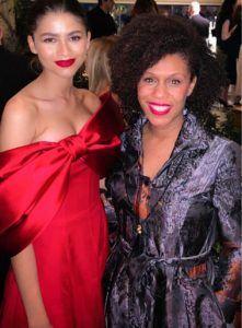 Zendaya And Princess Sarah